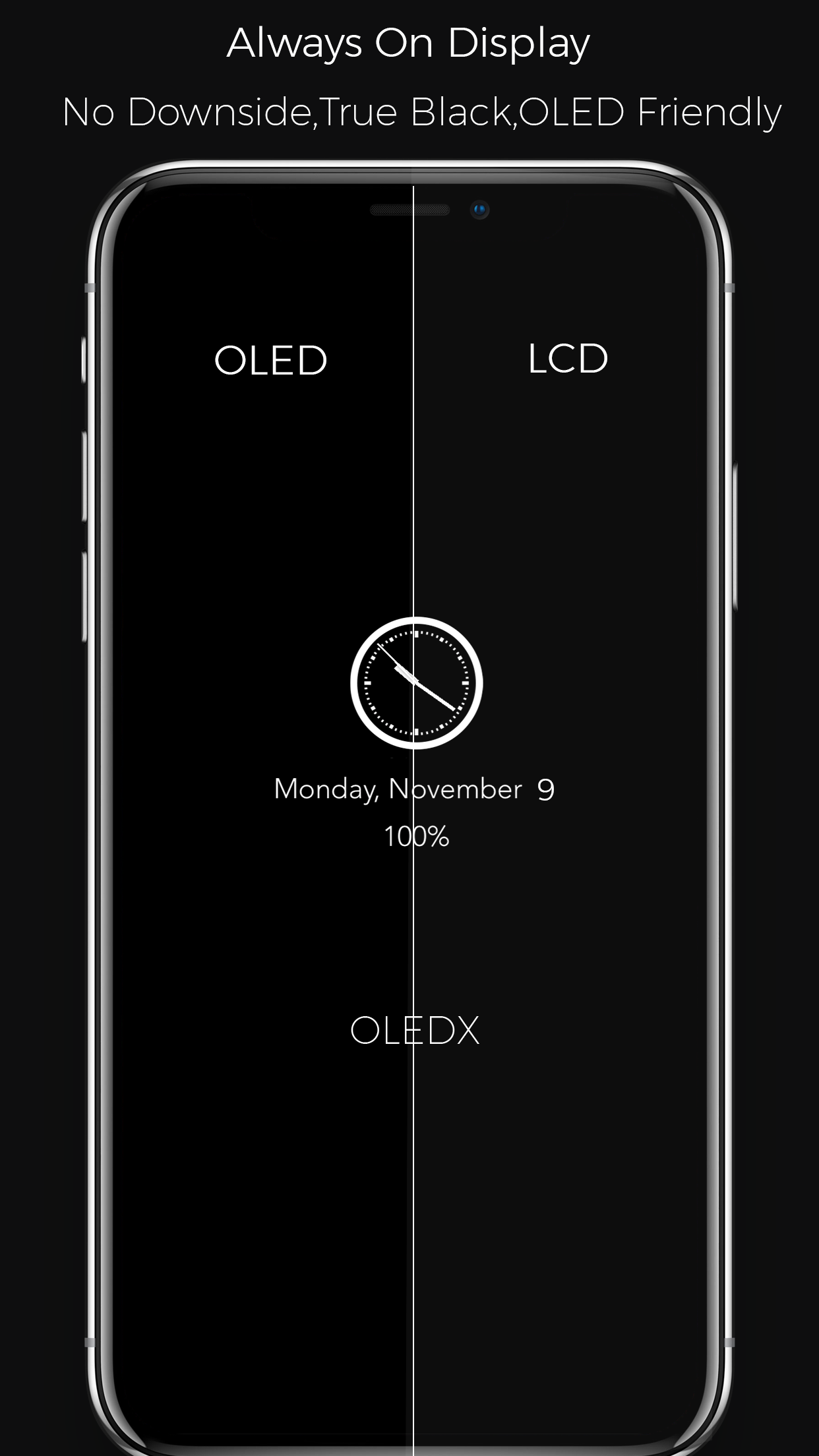 You can download OLEDX now on the App Store.