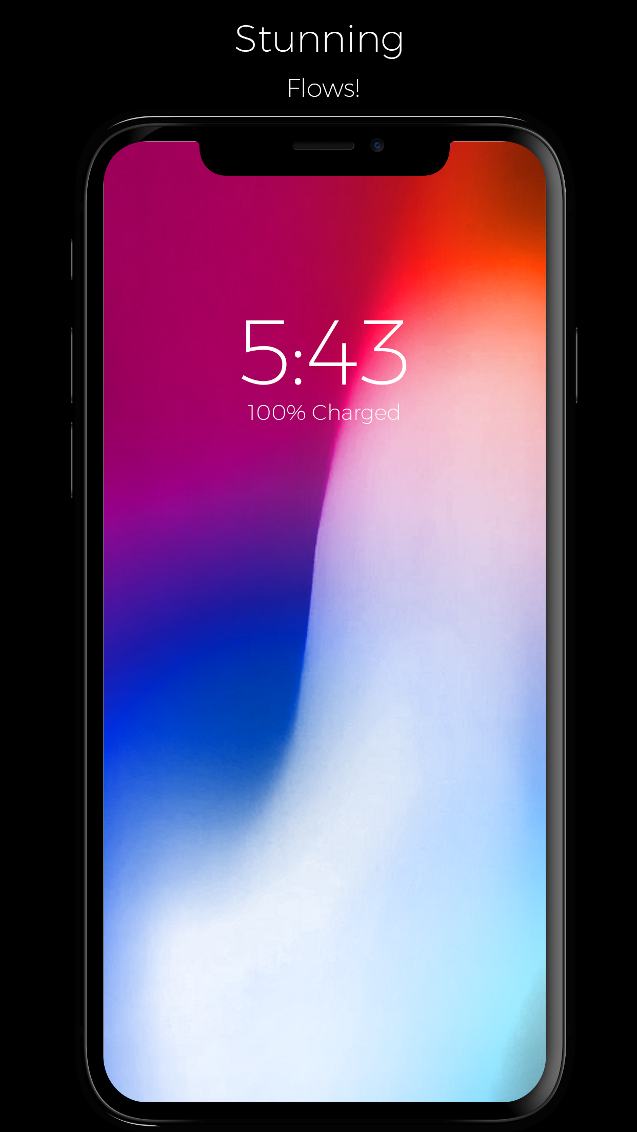 iPhone 8 Live Wallpapers & iPhone X Live Wallpapers